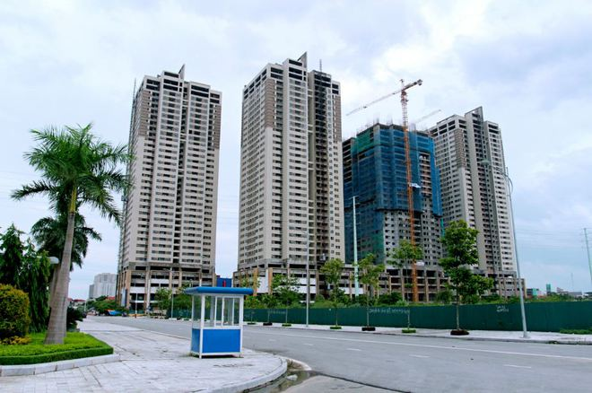 Cập nhật giá các dự án bất động sản được quan tâm
