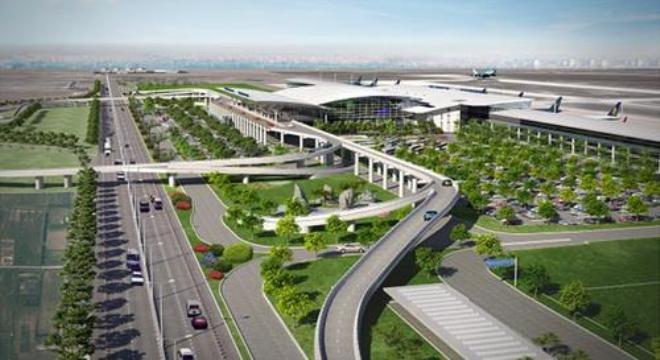 Vẫn sẽ xây dựng sân bay Long Thành