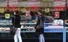 Giá cả tiêu dùng tại Đức đã giảm lần đầu tiên trong 6 năm