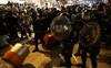 Cảnh sát Hong Kong nổ súng trấn áp biểu tình đầu năm mới
