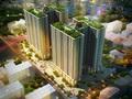 Cuộc sống xanh ở chung cư dát vàng Hoà Bình Green City