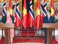 Tăng cường hợp tác Việt Nam – Na Uy