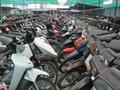 Hàng chục SH, môtô nửa tỷ vô chủ ở bãi giữ xe vi phạm