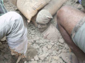 Trận động đất kinh hoàng qua lời kể của người sống sót
