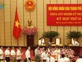 Bà Nguyễn Thị Bích Ngọc được bầu làm Chủ tịch HĐND TP Hà Nội