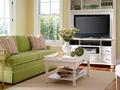 Bí quyết bố trí phòng khách hút vượng khí vào nhà