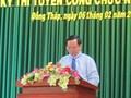 Giám đốc Sở Nội vụ trúng cử chức Phó Chủ tịch HĐND