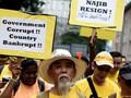 Dân Malaysia biểu tình đòi thủ tướng từ chức