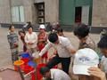 Mới đầu hè dân chung cư Hà Nội đã thiếu nước