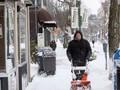 Chính phủ Mỹ thừa nhận dự báo thổi phồng bão tuyết