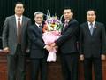 Ông Nguyễn Tử Quỳnh được bầu làm Chủ tịch tỉnh Bắc Ninh