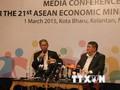 Thành lập Cộng đồng Kinh tế ASEAN là một cột mốc quan trọng