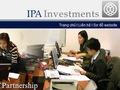 Tập đoàn Đầu tư IPA: Lãi ròng năm 2010 đạt 199 tỷ đồng, giảm 36,6% so với 2009