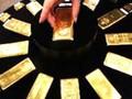 Vàng thế giới xuống thấp nhất 6 tháng