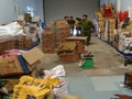 Mở rộng điều tra vụ làm giả gần 7,2 tấn bột ngọt