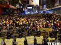 """Cảnh sát Hồng Kông bắt nhiều người biểu tình """"Chiếm Trung tâm"""""""