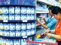 Giá sữa sẽ tiếp tục được áp giá trần trong năm 2015