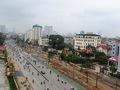Tiến độ Dự án đường vành đai 1, vành đai 2 và Trần Phú –Kim Mã