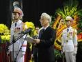 Điếu văn tại Lễ truy điệu Đại tướng Võ Nguyên Giáp