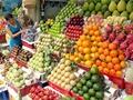 Hoa quả Trung Quốc đóng mác nhập khẩu cao cấp
