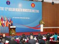 Thủ tướng Nguyễn Tấn Dũng dự Hội nghị Bộ trưởng Y tế ASEAN