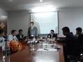 Lễ ký kết hợp tác giữa CTCP khoáng sản và luyện kim Bắc Á và đối tác Yan Hong Tao