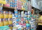 Yêu cầu 2 đại lý kinh doanh sữa điều chỉnh giá bán