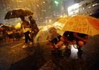 Biểu tình tại Hồng Kông tiếp tục nóng lên