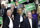 Tổng thống Obama và đảng Dân chủ: Đường ai nấy đi