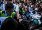 Cảnh sát đã bắt giữ một số lãnh đạo sinh viên Hong Kong