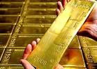 Giá vàng trượt mạnh xuống thấp nhất 2 tháng