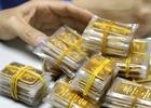 Vàng vẫn lệch giá với thế giới hơn 3,8 triệu đồng/lượng