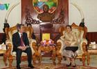 Lào sẽ tạo điều kiện tốt cho các ngân hàng Việt Nam kinh doanh