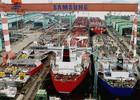 Samsung xem xét đầu tư 950 triệu USD xây nhà máy đóng tàu ở Việt Nam