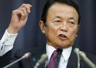 Phó Thủ tướng Nhật Bản Taro Aso bắt đầu thăm Trung Quốc