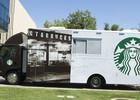Starbucks bán cà phê bằng xe tải