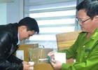 Hàng ngàn vỉ thuốc nghi nhập lậu từ Trung Quốc về Đà Nẵng