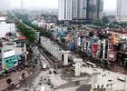 Đường sắt Cát Linh-Hà Đông: Tiến độ ì ạch, hy vọng cán đích năm 2016