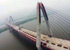 Cầu Nhật Tân có thể được đặt theo hướng hai tên
