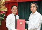 Ông Nguyễn Ngọc Cảnh làm Vụ trưởng Vụ quản lý Ngoại hối