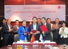 KBC và LG ký hợp đồng nguyên tắc thuê thêm 40ha đất