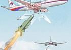 Tái hiện toàn bộ tai nạn MH17 từ dữ liệu hộp đen