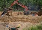 Tình trạng khai thác vàng trái phép tại Quảng Nam