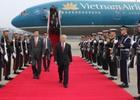 Tổng Bí thư bắt đầu chuyến thăm cấp Nhà nước đến Hàn Quốc