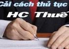 Cải cách hệ thống thuế: Việt Nam đi đúng lộ trình