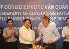 FLC, Serenity ký hợp đồng tư vấn quản lý khách sạn