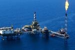 Sản lượng khai thác dầu thô tháng 7 giảm