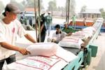 Giá gạo xuất khẩu Việt Nam đang cao hơn Thái Lan