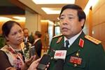 Bộ trưởng quốc phòngPhùng Quang Thanhtrị bệnh tại Pháp