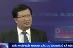 Bộ trưởng Trịnh Đình Dũng: Thị trường phục hồ